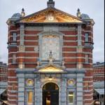 Antigua capilla del hospital militar de Amberes